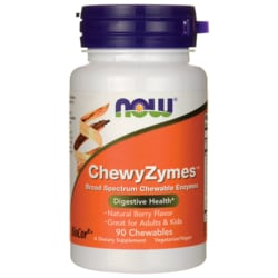 NOW Foods ChewyZymes