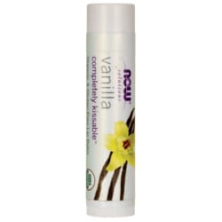 NOW FoodsCompletely Kissable Lip Balm - Vanilla