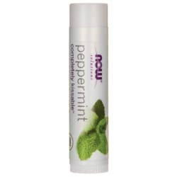 NOW FoodsCompletely Kissable Lip Balm - Peppermint