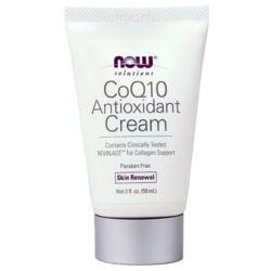NOW FoodsCoQ10 Antioxidant Cream
