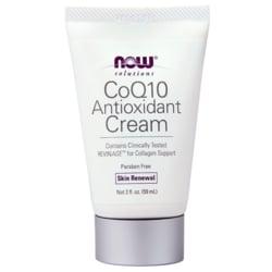 NOW FoodsCoQ10 Antioxidant Cream