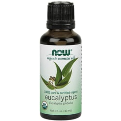 NOW FoodsEucalyptus Oil Certified Organic
