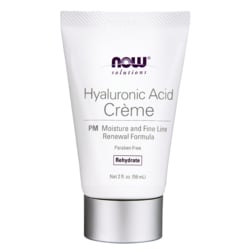 NOW FoodsHyaluronic Acid Creme PM Moisture Renew
