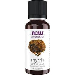 NOW Foods Myrrh Oil Blend