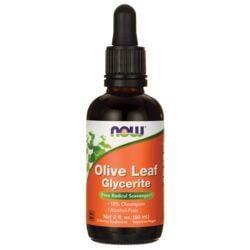 NOW FoodsOlive Leaf Glycerite
