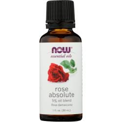 NOW FoodsRose Absolute Oil Blend