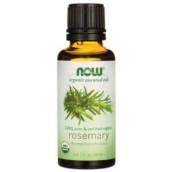 NOW Foods Rosemary Oil Certified Organic