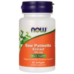 NOW Foods Saw Palmetto Extract