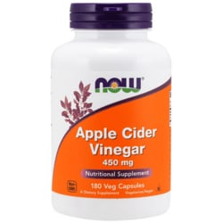 NOW Foods High Potency Apple Cider Vinegar