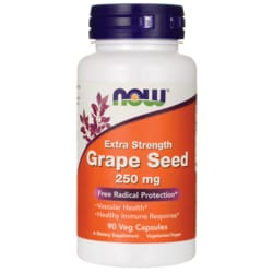 NOW FoodsExtra Strength Grape Seed