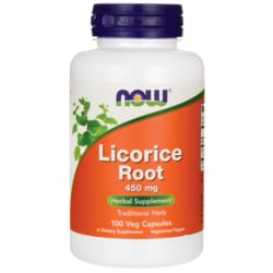 NOW Foods Licorice Root
