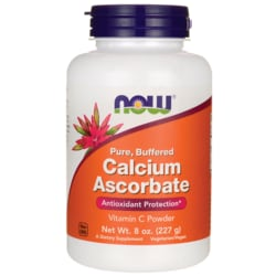 NOW FoodsPure, Buffered Calcium Ascorbate