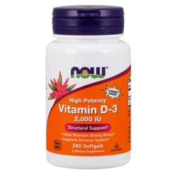 Vitamin D food