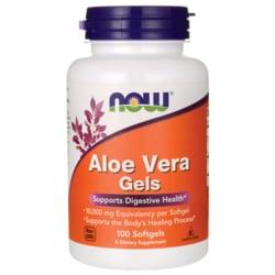 NOW FoodsAloe Vera Gels