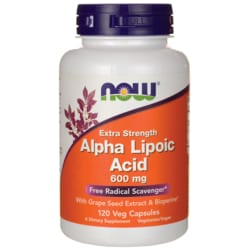 NOW FoodsExtra Strength Alpha Lipoic Acid