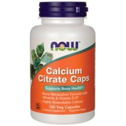NOW FoodsCalcium Citrate Caps