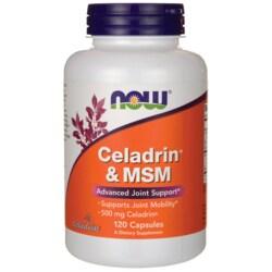 NOW FoodsCeladrin & MSM