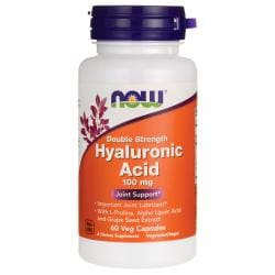 NOW FoodsDouble Strength Hyaluronic Acid