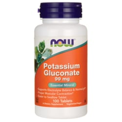 NOW FoodsPotassium Gluconate