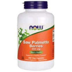 NOW FoodsSaw Palmetto Berries