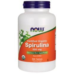NOW FoodsSpirulina