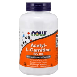NOW FoodsAcetyl-L Carnitine