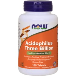 NOW FoodsAcidophilus Three Billion