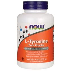 NOW FoodsL-Tyrosine Pure Powder