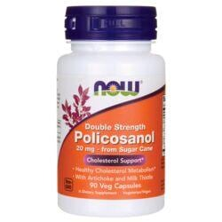 NOW FoodsDouble Strength Policosanol