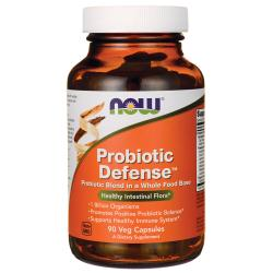 NOW FoodsProbiotic Defense