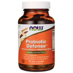 NOW FoodsProbiotic Defense