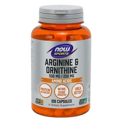 NOW FoodsArginine & Ornithine