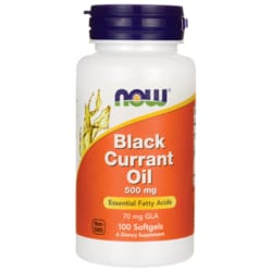 NOW FoodsBlack Currant Oil