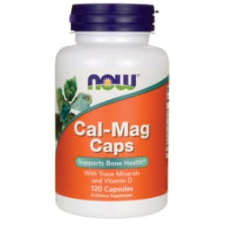 NOW Foods Cal-Mag Caps