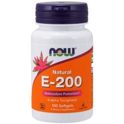 NOW FoodsNatural E-200