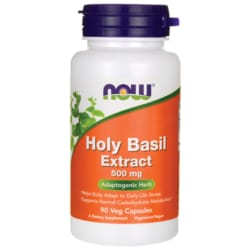 NOW FoodsHoly Basil Extract