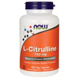 NOW FoodsL-Citrulline
