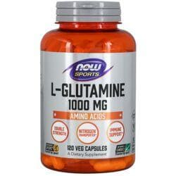 NOW FoodsL-Glutamine