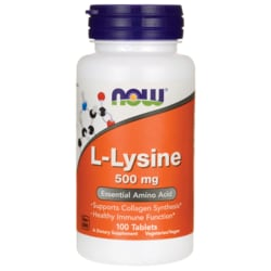 NOW FoodsL-Lysine