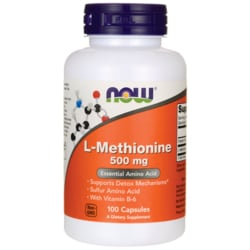 NOW FoodsL-Methionine
