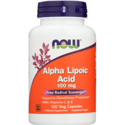 NOW FoodsAlpha Lipoic Acid