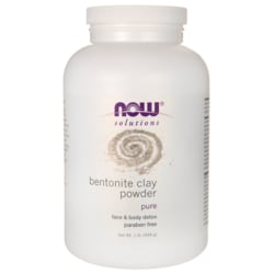 NOW FoodsPure Bentonite Clay Powder