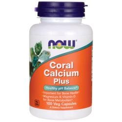 NOW FoodsCoral Calcium Plus