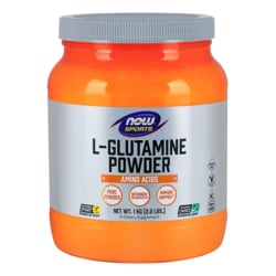 NOW Foods L-Glutamine Powder