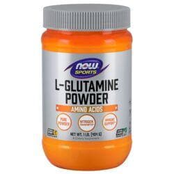 NOW FoodsL-Glutamine Powder
