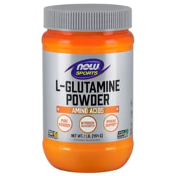 NOW FoodsL-Glutamine Powder