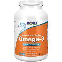 NOW FoodsMolecularly Distilled Omega-3