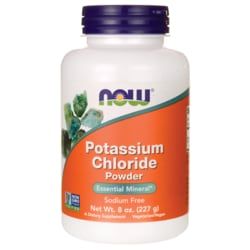 NOW FoodsPotassium Chloride Powder