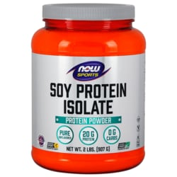 NOW Foods Soy Protein Isolate - Natural Unflavored