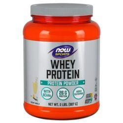 NOW FoodsWhey Protein - Natural Vanilla